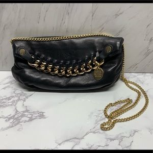Mini Henri Bendel Black Crossbody Bag